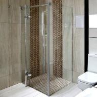 TRANSPARENT-90 zuhanykabin