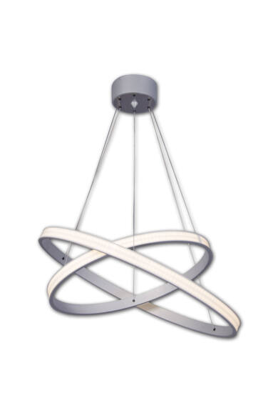 Csillár, LED, Largo Z-2, fehér