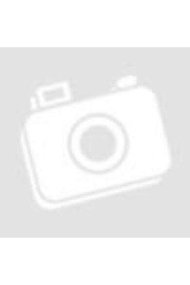 Fehér-ezüst  női kerékpáros dísztárgy