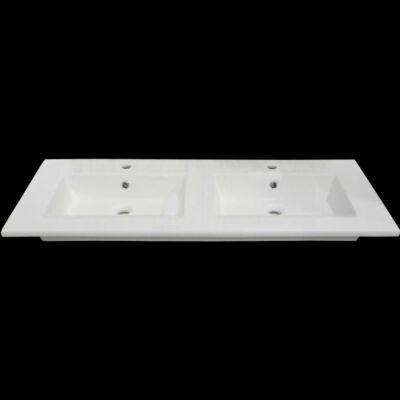 Sonia dupla mosdótál (120 cm)