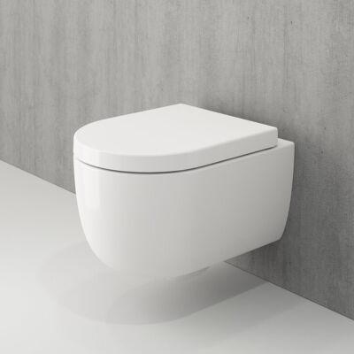 N-Parma small perem nélküli bidet funkciós fali toalett