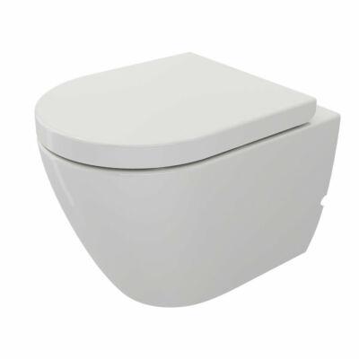 N-Parma small perem nélküli fali toalett