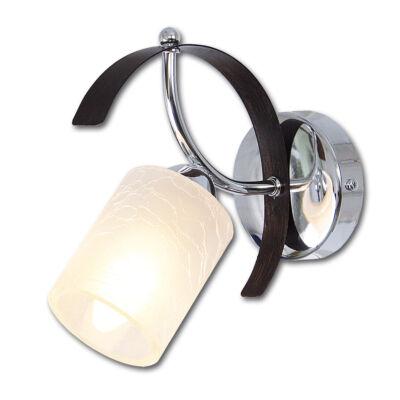 Lámpa, oldalfali, Armena K-1, ezüst