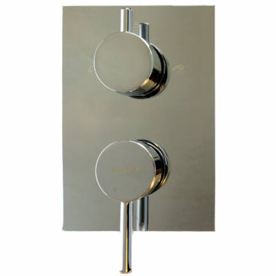 Mini-Art beépíthető váltós zuhany csaptelep