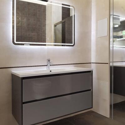 Glass fürdőszoba bútor kollekció BH41808