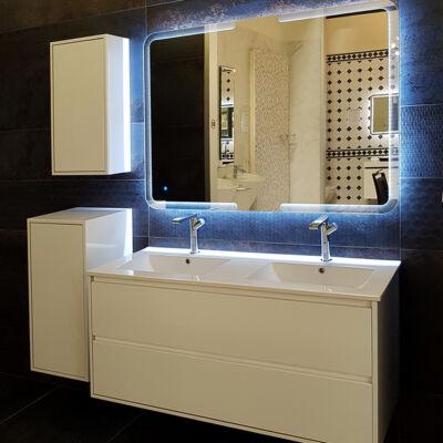 Glass fürdőszoba bútor kollekció BH41809