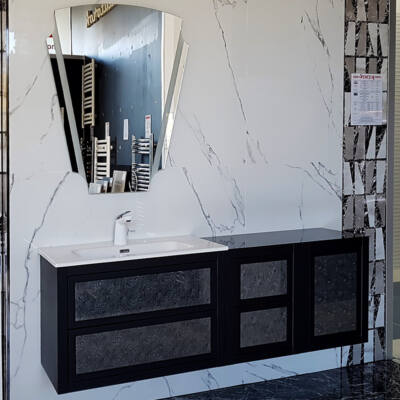Retro fürdőszoba bútor kollekció