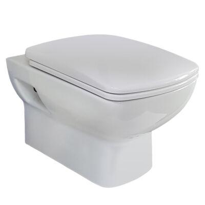 Quadro New függesztett WC csésze