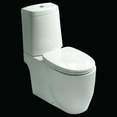 Sweet hátsó kifolyású monoblokkos WC csésze