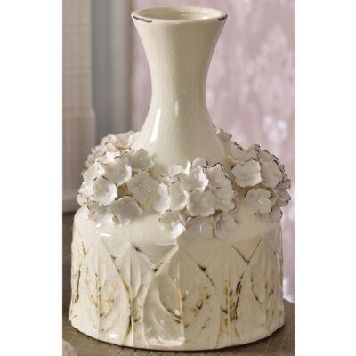Kicsi fehér váza